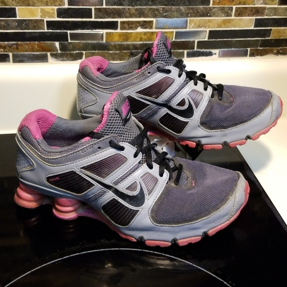 66e71b23f190d ... get nike shox turbo 11 flywire womens shoes size 7 18230 de020